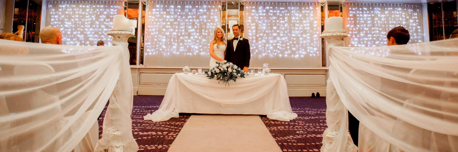Couple Getting Married at Grosvenor Pulford Hotel and Spa, Cheshire