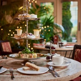 Festive Afternoon Tea low res