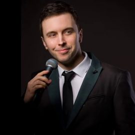 Jay Irving performing