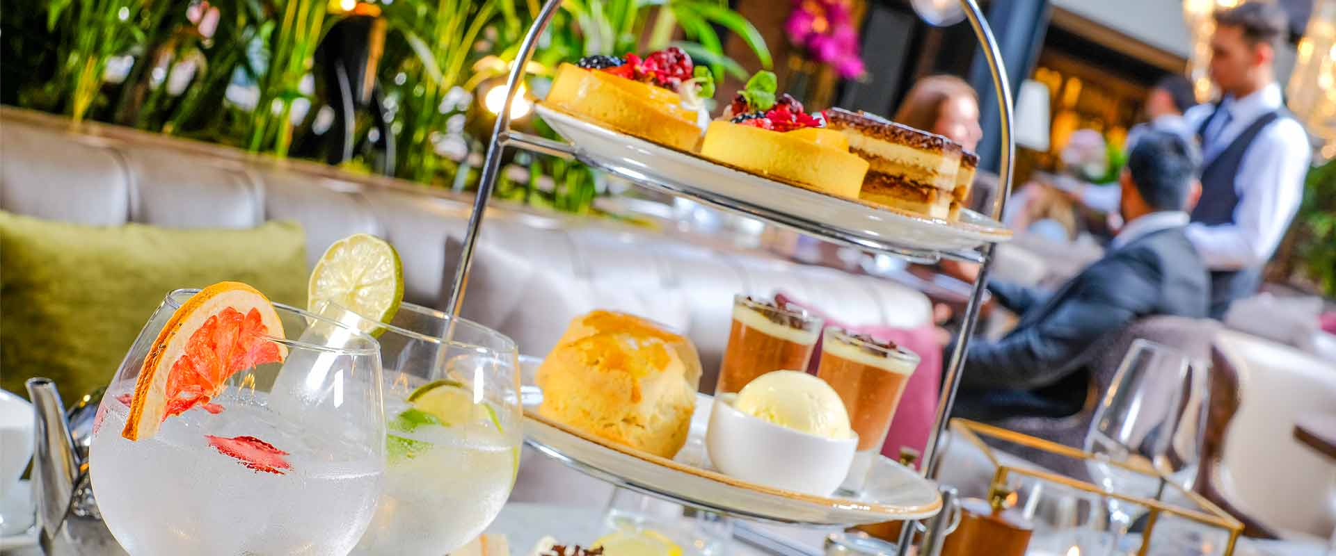 Afternoon Tea at the Grosvenor Pulford Hotel and Spa