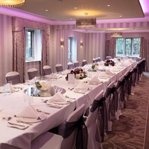 Hen Party Private Dining in Cheshire