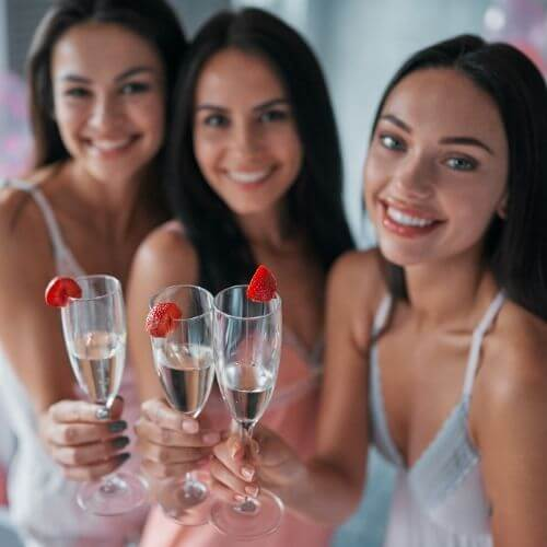 Hen Party in Cheshire