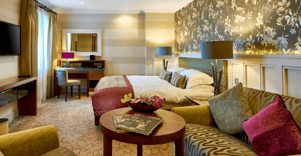 Deluxe Rooms Chester