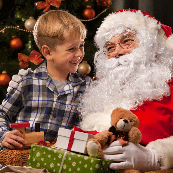 Brunch with Santa at Grosvenor Pulford Hotel & Spa