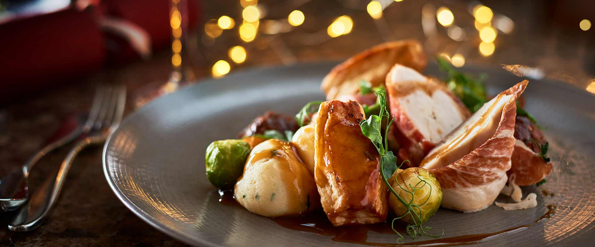 Christmas Turkey at the Grosvenor Pulford Hotel and Spa