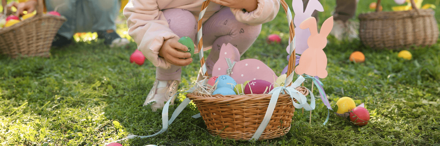 Easter Kids Crafts at Grosvenor Pulford Hotel & Spa