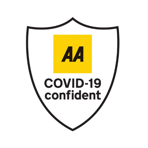 AA COVID Confident certified