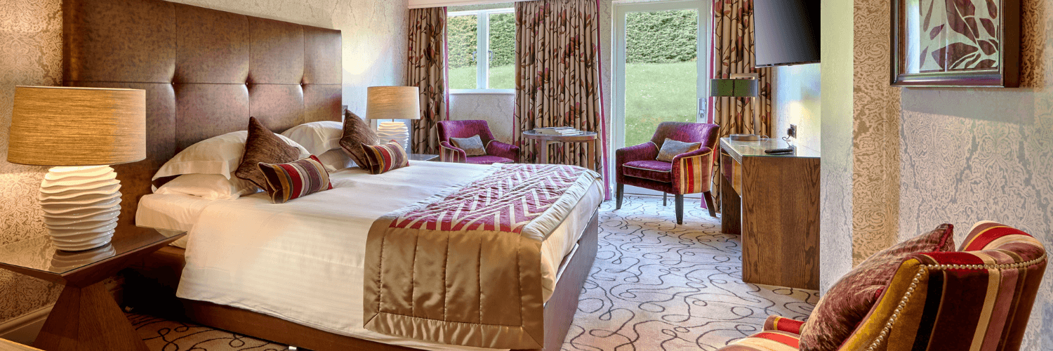 Sparkling Cheshire Staycation for just £169 per room