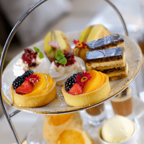 Afternoon Tea Week at Palm Court