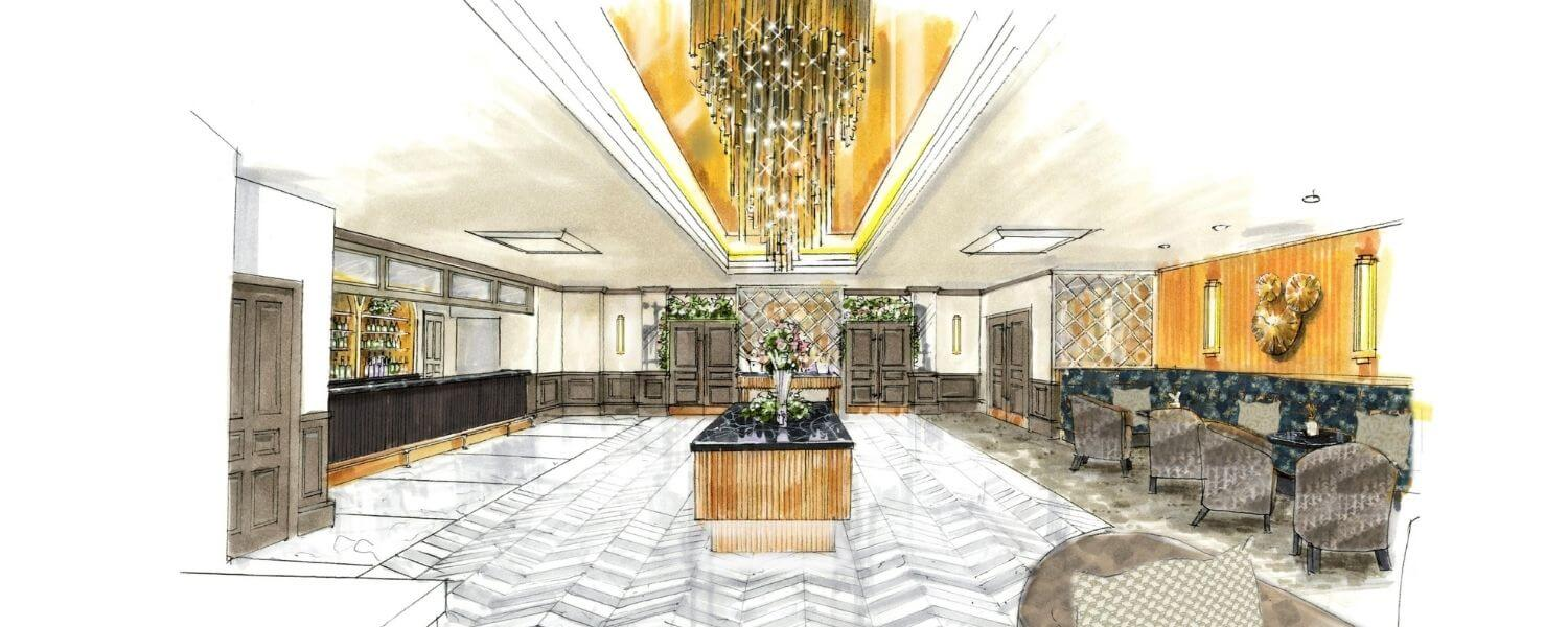 Cheshire Wedding Venue to receive Opulent Makeover at Grosvenor Pulford Hotel & Spa