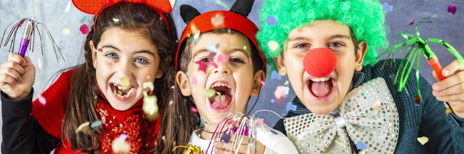 New Year's Eve Family Party Special Family Event in Cheshire